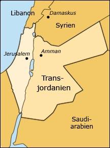 israel palæstina konflikt