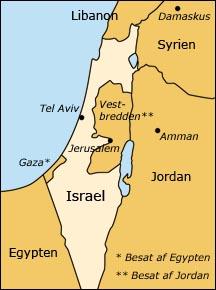 Israel-Online - Historie - En kronologisk gennemgang